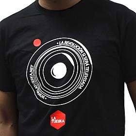Camiseta La Tuerka Negra