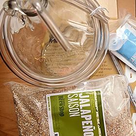 Kit para Preparar Cerveza Jalapeño Saison