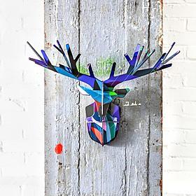 """Cabeza de Ciervo """"Totem Enchanted Deer"""""""