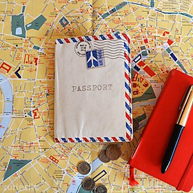 Funda Pasaporte Air Mail de Dynomighty