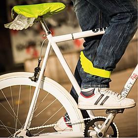 Tira Reflectante para Ciclistas en Pantalones