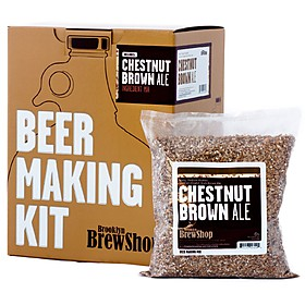 Kit para Preparar Cerveza Chestnut Brown Ale