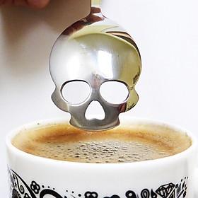 Cuchara de Café Calavera