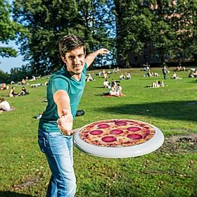 Frisbee Pizza - Donut - Disco de Vinilo
