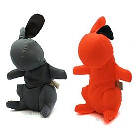 Bolso con Forma de Conejo 'Picnica'