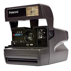 Cámara Polaroid 600 Años 90 Recuperada