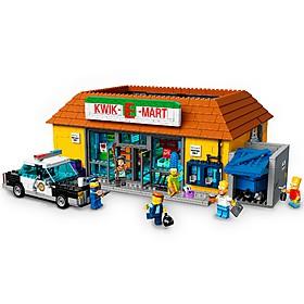 LEGO Los Simpson El Badulaque