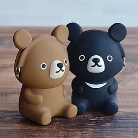 Monedero Osito 3D POCHI Friends