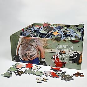 """Puzzle 1000 Piezas """"El Boxeador"""""""
