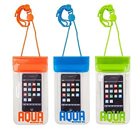 Funda Impermeable para Smartphones Aqua