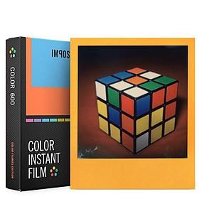 Película para Polaroid 600 Color con Marcos de Colores