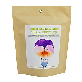 Kit de Autocultivo de Flores Comestibles