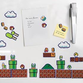 Imanes para Nevera Super Mario Bros.