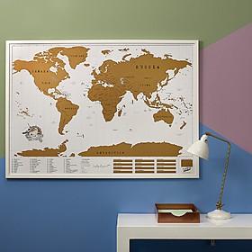Mapa de Rascar Gigante
