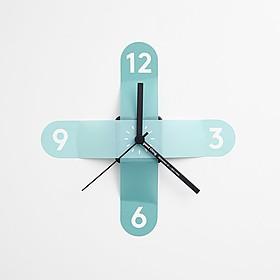 Reloj de Pared Adhesivo Sticker Clock