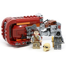 Rey's Speeder de LEGO Star Wars