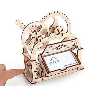 Caja Mecánica para Tarjetas de Ugears