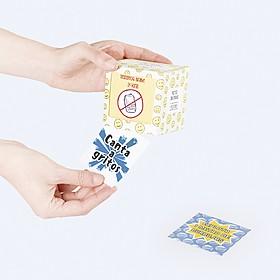 Ticketbox con 30 retos para ser más feliz