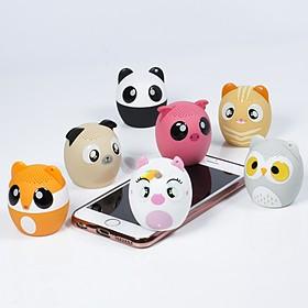 Altavoz portátil Bluetooth con forma de animalitos