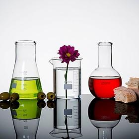 Set de Jarrones Químicos