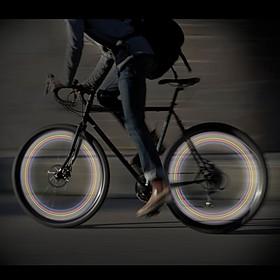 Luces para Rueda de Bicicleta Multicolores