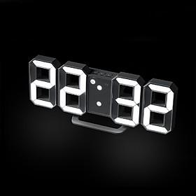 Reloj Despertador Números Digitales