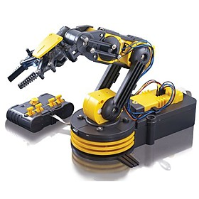 Brazo robótico para montar uno mismo