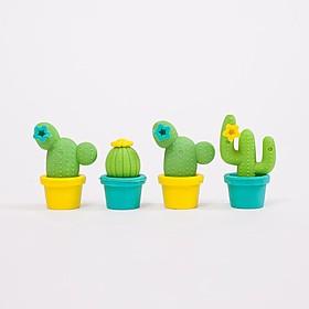 Gomas de Borrar Cactus