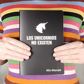 Cuaderno Existencialista  Los Unicornios No Existen