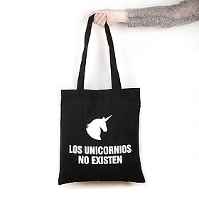 Tote Bag Los Unicornios No Existen