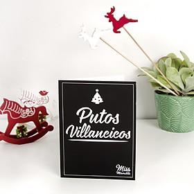 Christmas antinavideño Putos villancicos