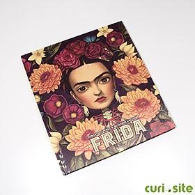 Frida, ilustrado por Benjamin Lacombe