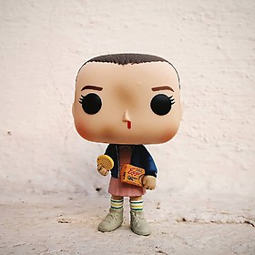 Muñeco POP! de Eleven de Stranger Things