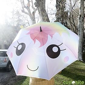 Paraguas Unicornio con Cierre Invertido