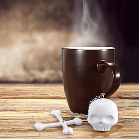 Infusor de Té Calavera Tea Bones