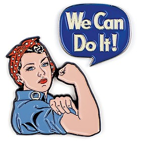 Pin We Can Do It!