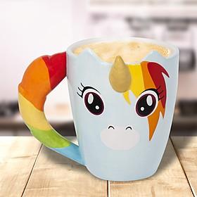 Taza Unicornio de Cerámica