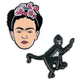 Pin Frida Kahlo