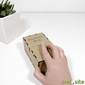 Caja que No Sirve para Nada Useless Box
