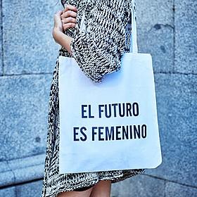 Tote Bag El Futuro es Femenino