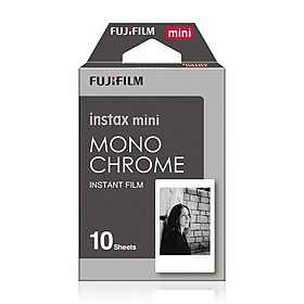 Película Instantánea Fujifilm Instax Mini B & N
