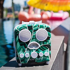 Altavoz Bluetooth y Radio para la Playa de SunnyLife