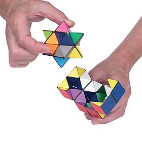 Puzzle Geométrico Star Cube