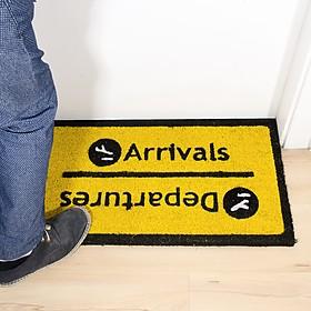Felpudo Aeropuerto Arrivals / Departures