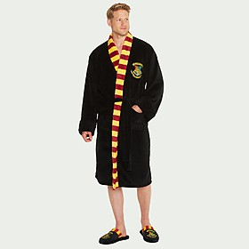 Bata de Harry Potter con emblema de Hogwarts