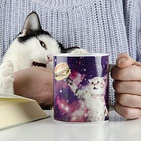 Taza Gato en el Espacio
