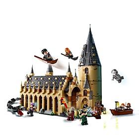 Gran Comedor de Hogwarts de LEGO