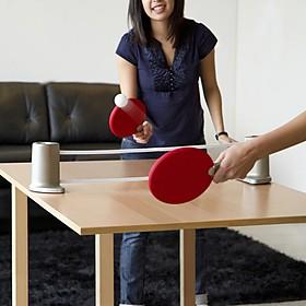 Juego de ping pong portátil