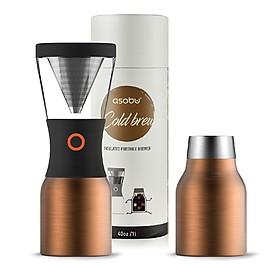 Cold Brew: la cafetera para infusionar café en frío