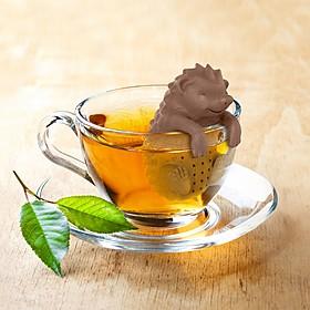 Infusor de té con forma de erizo